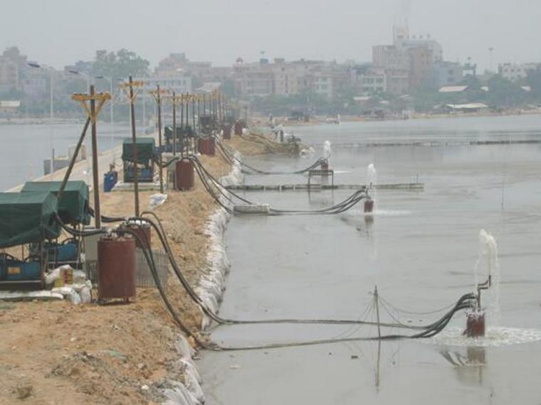 港口码头水运工程施工技术