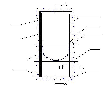 铝合金门窗的制作与安装及金属门安装施工技术交底(图文并茂)-30垂直校正法