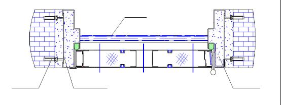 铝合金门窗的制作与安装及金属门安装施工技术交底(图文并茂)-29灌浆收口