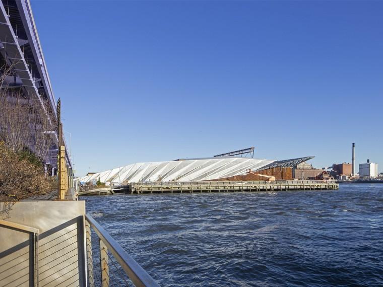 美国35号码头生态公园与城市海滩