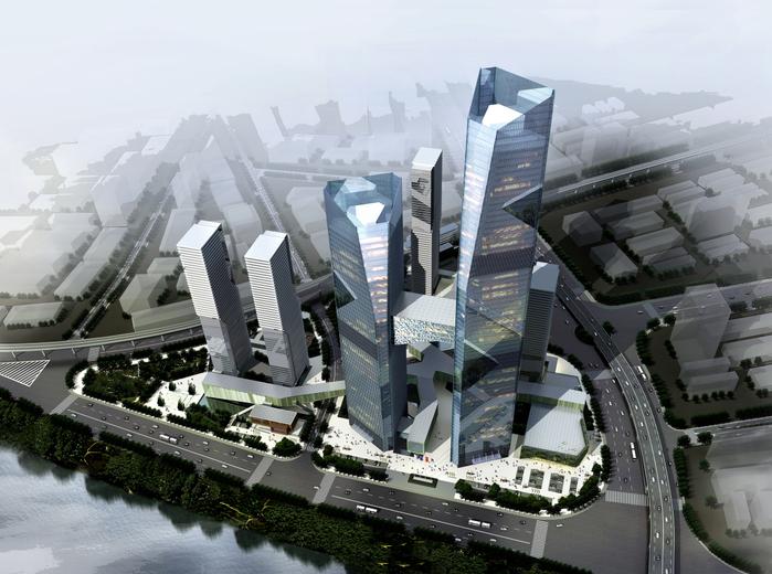 [湖北]武汉硚口区S-1、S-3号地块概念规划方案文本
