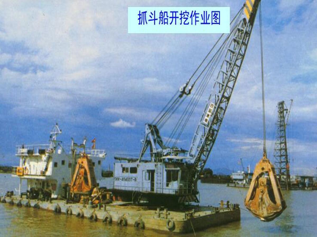 客運碼頭航運港工程施工方案(160頁,內容詳細)
