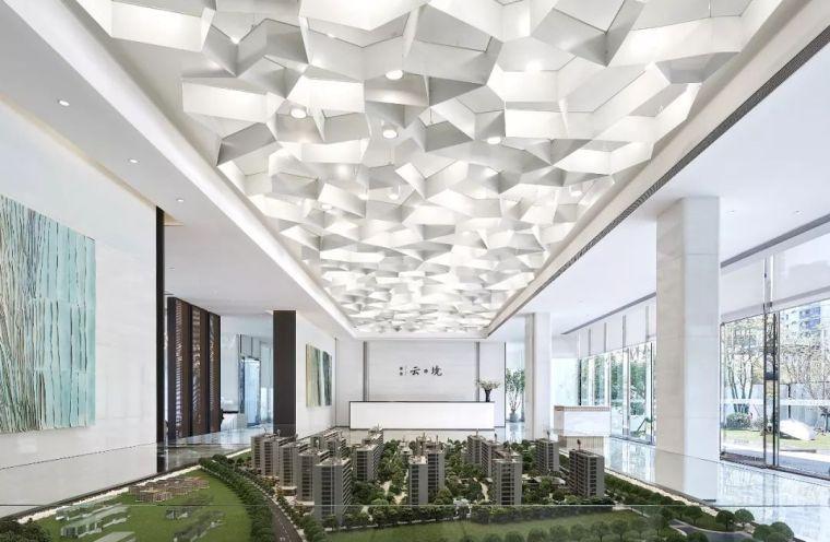 梦幻十足的售楼处设计,为人们带来艺术美学!