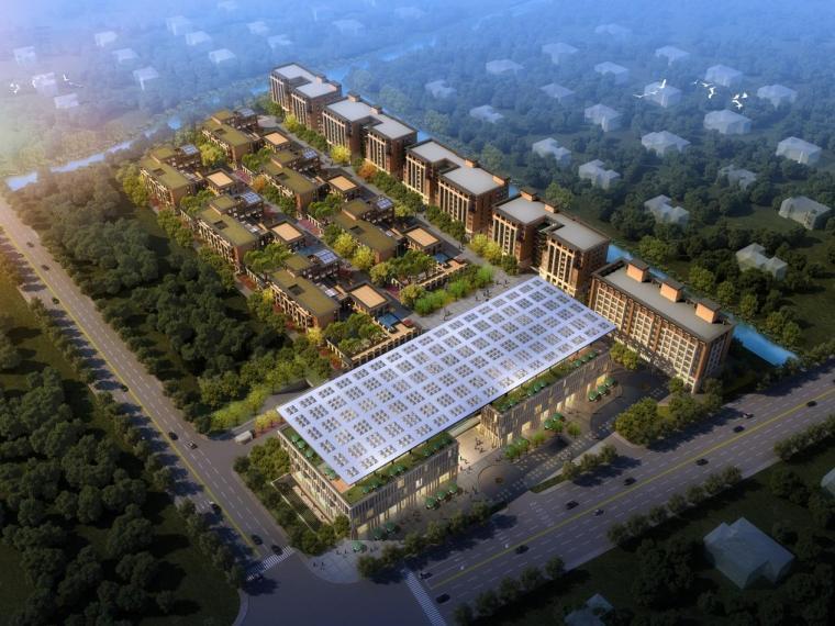 [天津]养老社区设计方案(图文并茂)