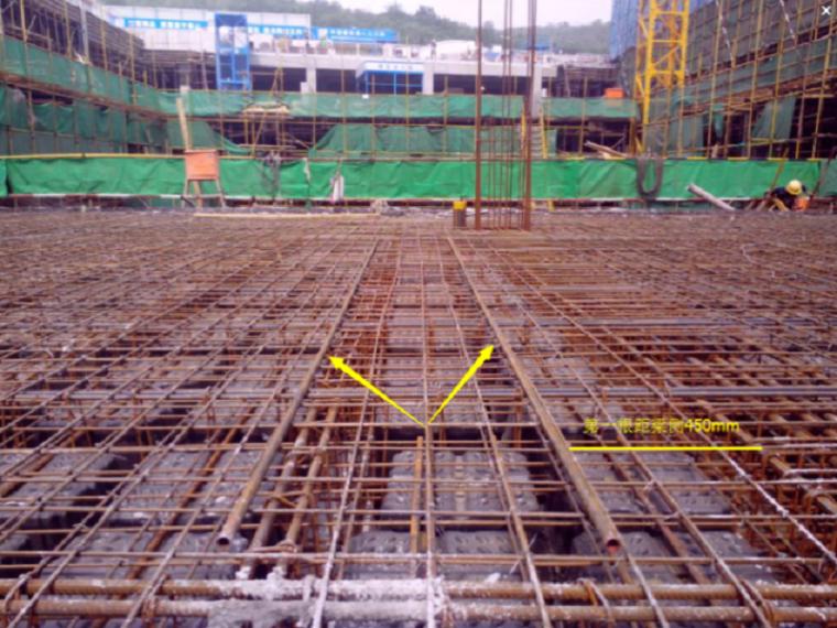 高层商业建筑钢筋工程施工技术交底(图文并茂)