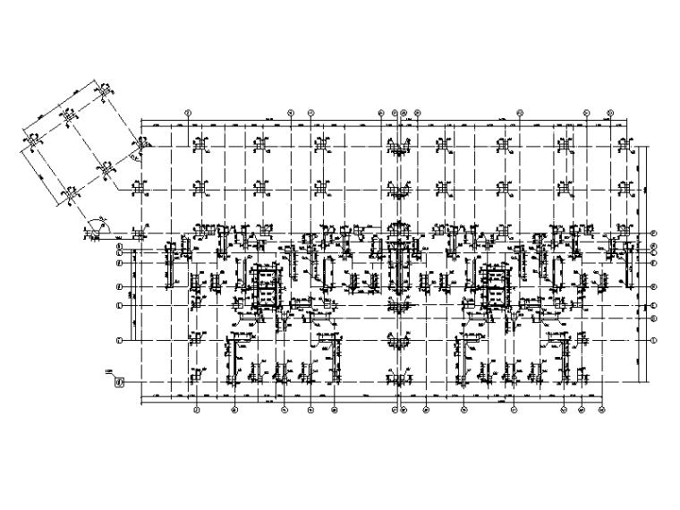 [贵州]34层剪力墙结构高层住宅楼结构施工图