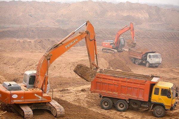 土方开挖及挖基坑支护安全旁站监理记录表