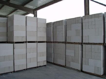 蒸压加气混凝土砌块砌体施工工艺流程