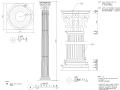 [深圳]HOROYHONEYLAKE欧式居住区景观设计CAD施工图,不含平面