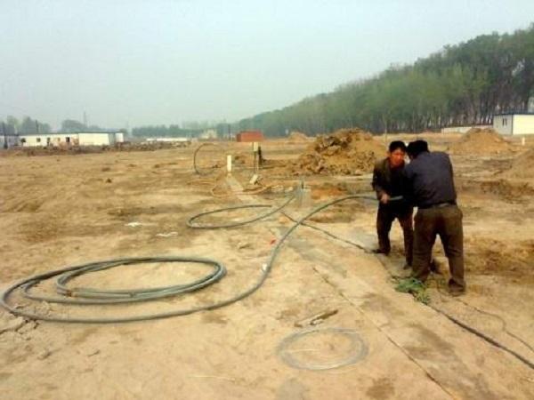 商业建筑基坑支护降水施工组织设计