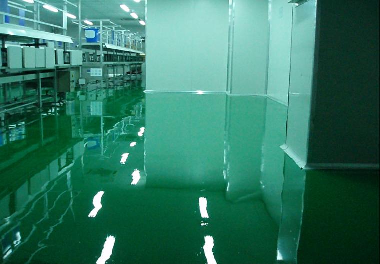 环氧树脂地坪施工管理指导手册