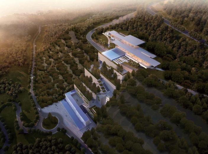 [北京]嘉润涞水山地别墅项目建筑方案设计文本