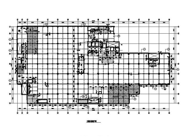 [广州]医院门诊综合楼工程全套施工图(建筑结构水暖电基坑支护)