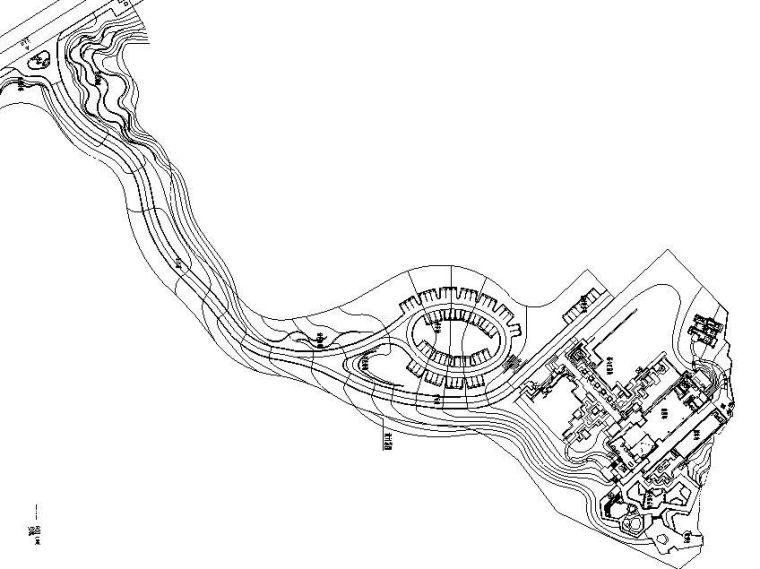 [重庆]龙湖-两江新宸样板区景观施工图设计(园建|CAD)