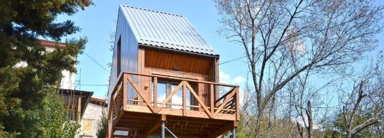 俄罗斯,小型模块化住宅/strawmodul设计公司
