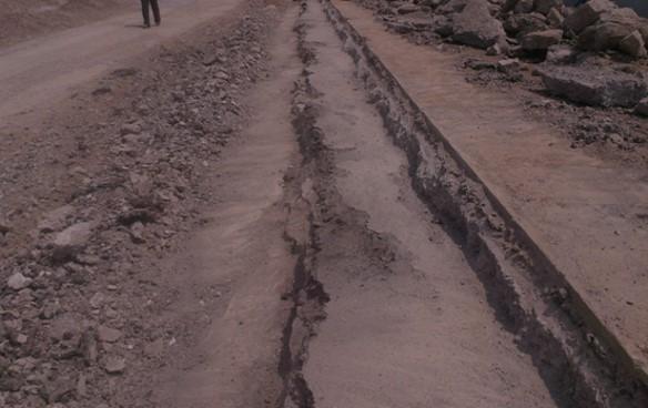 城镇市政道路及排水工程施工与质量验收规范