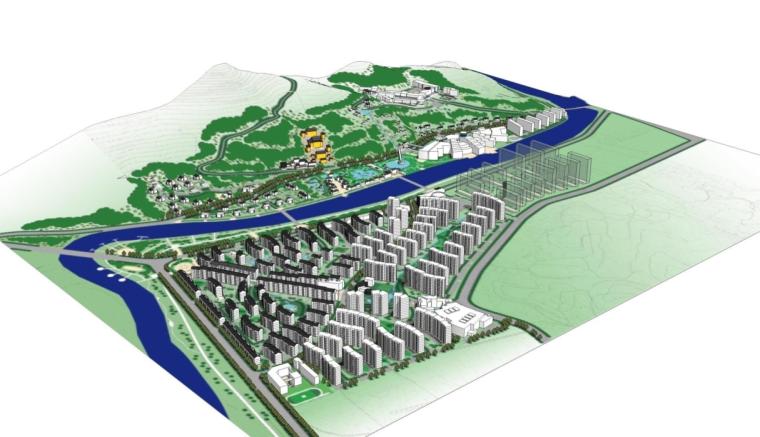 [湖北]武汉三江咸宁温泉旅游项目总体规划方案文本