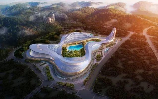 耗资30亿的蜂巢酒店设计,还没开业就让人惊艳!_3