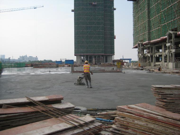 混凝土浇筑施工技术交底PPT(图文并茂)