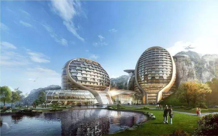 耗资30亿的蜂巢酒店设计,还没开业就让人惊艳!_6