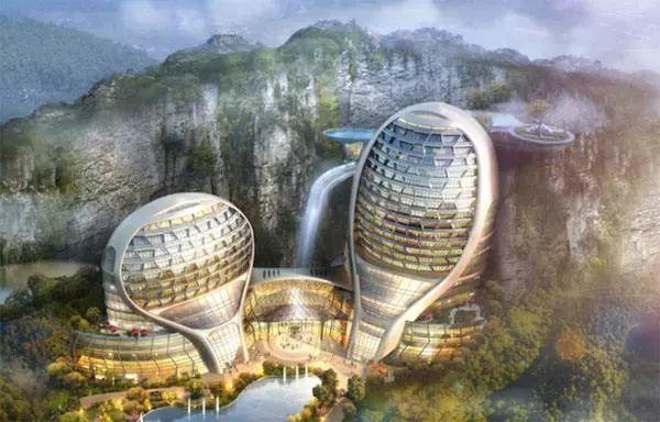 耗资30亿的蜂巢酒店设计,还没开业就让人惊艳!_9
