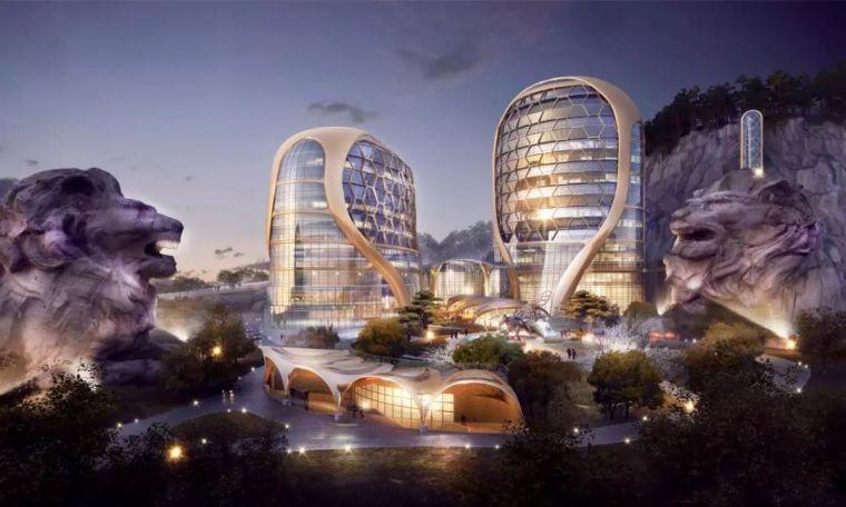 耗资30亿的蜂巢酒店设计,还没开业就让人惊艳!_7