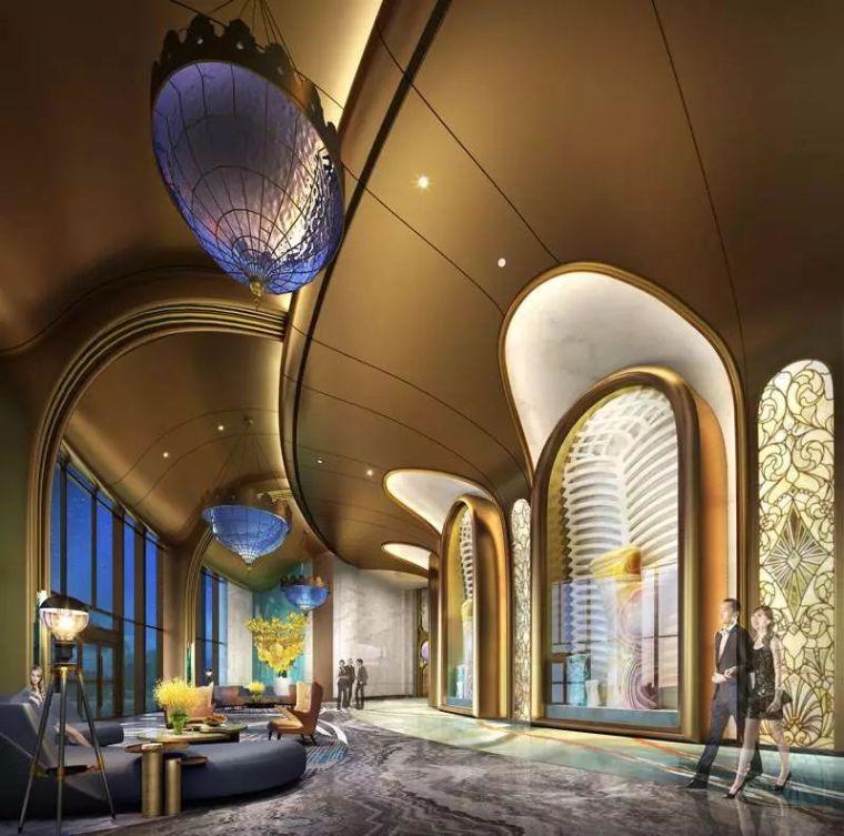 耗资30亿的蜂巢酒店设计,还没开业就让人惊艳!_13