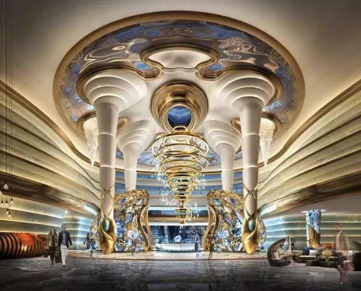 耗资30亿的蜂巢酒店设计,还没开业就让人惊艳!_12