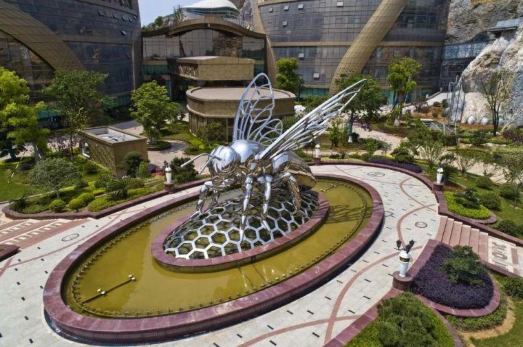 耗资30亿的蜂巢酒店设计,还没开业就让人惊艳!_10