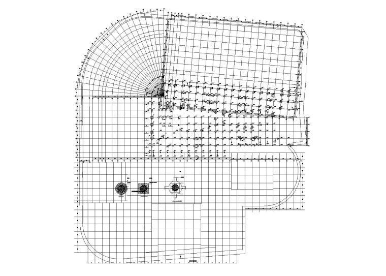 商业综合体地下全套结构施工图(2016)
