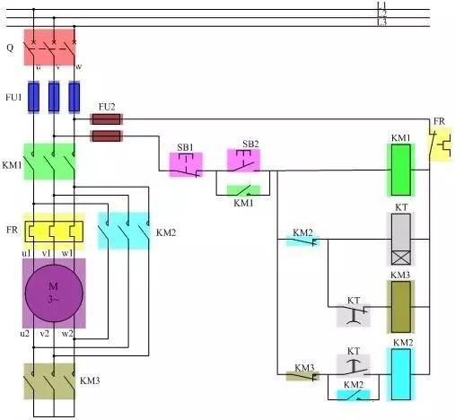 电工线路图怎么看?电工线路图怎么画?让你轻松看懂电路图!