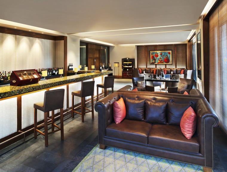 [西藏]拉萨瑞吉度假酒店装修施工图+实景图-The St. Regis Lhasa Resort—Decanter by Haut-Brisson 4