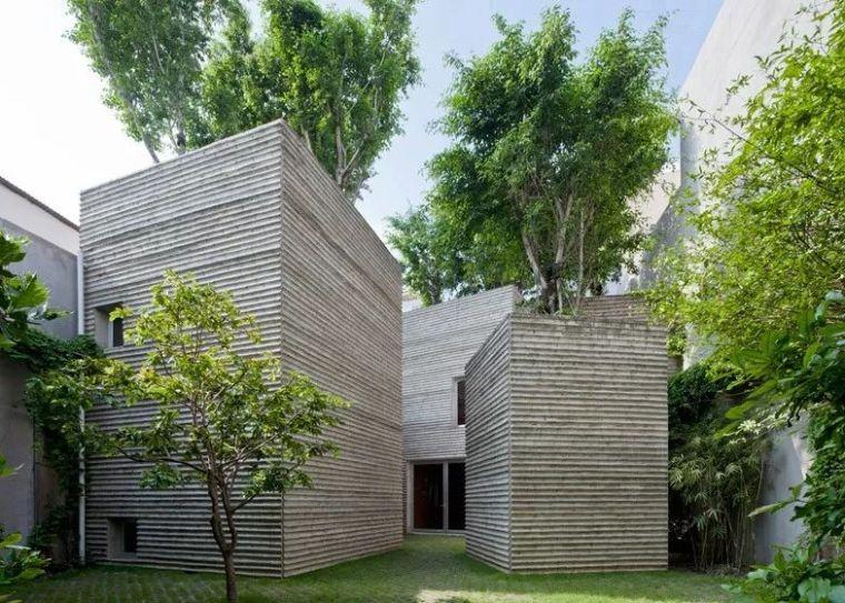 越南评选10座最有特色住宅建筑