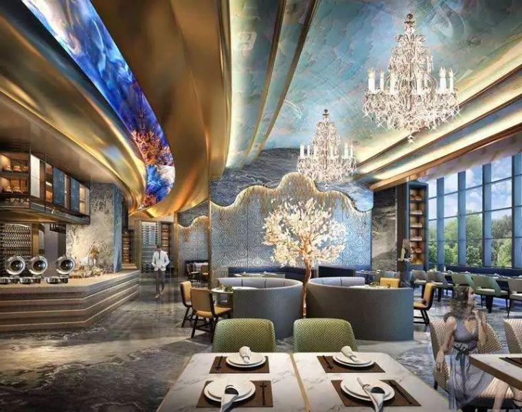 耗资30亿的蜂巢酒店设计,还没开业就让人惊艳!_14