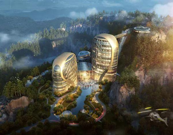 耗资30亿的蜂巢酒店设计,还没开业就让人惊艳!_19