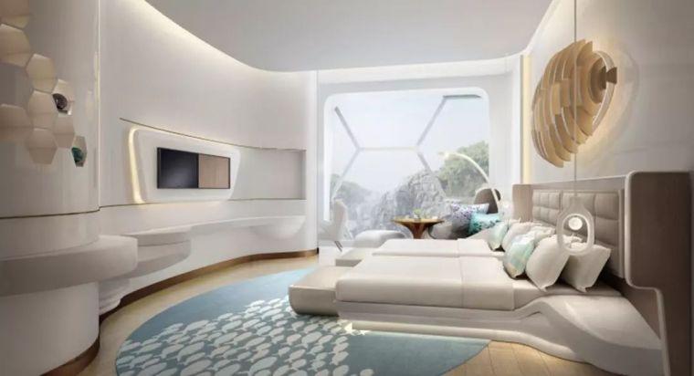 耗资30亿的蜂巢酒店设计,还没开业就让人惊艳!_17