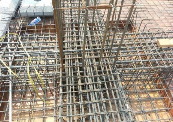 梁柱节点钢筋隐蔽过程旁站监理记录表