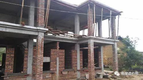自建房砖混结构与框架结构的造价区别,早看早知道!