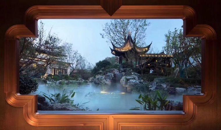 一个院子富贵江南丨无锡建发·玖里湾