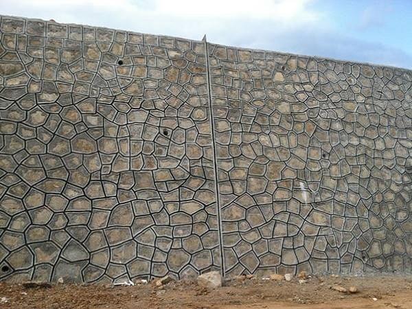 公路工程挡土墙施工方案