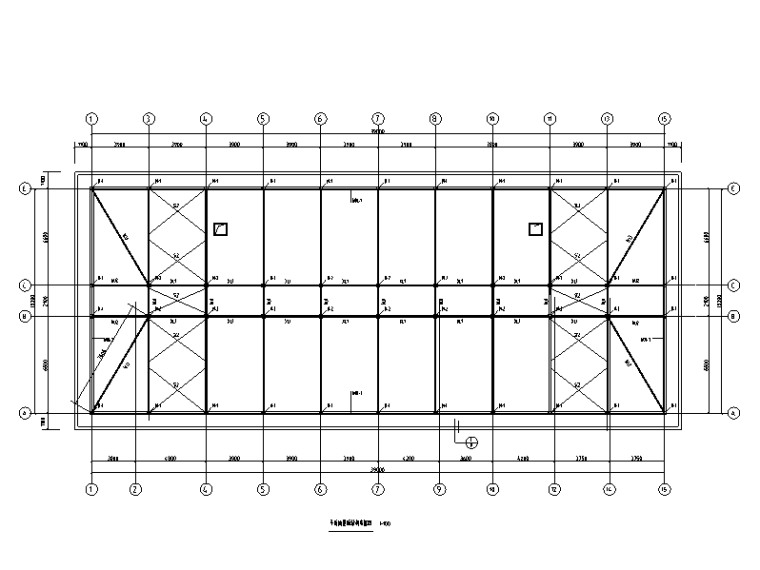 [淮南]砖混结构学员楼改造施工图2014