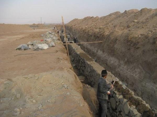 [福建]高速公路挡土墙施工方案