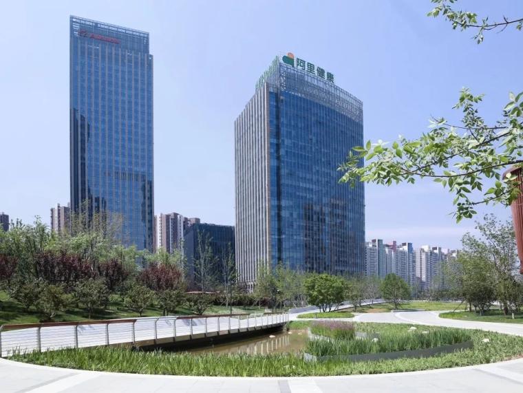 北京大望京中央公园