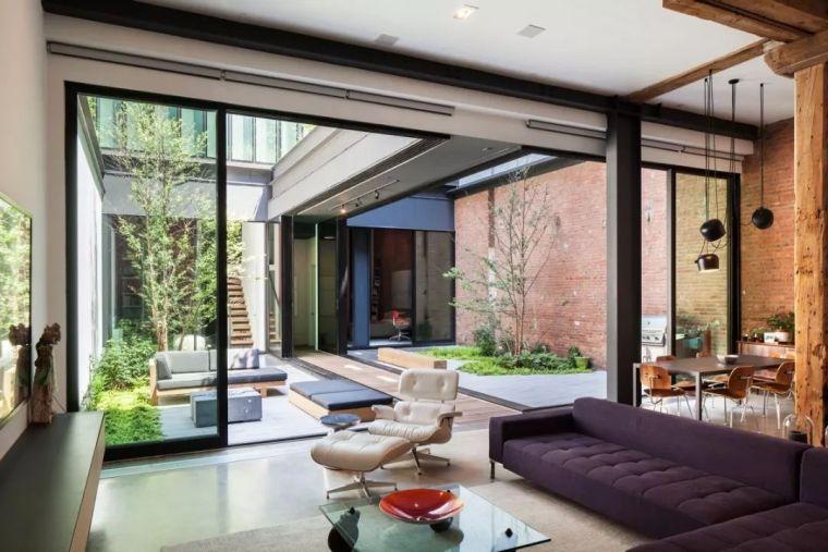 50个惊艳的庭院设计