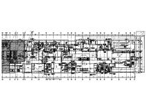 北京三里屯商业综合体全套暖通设计施工图