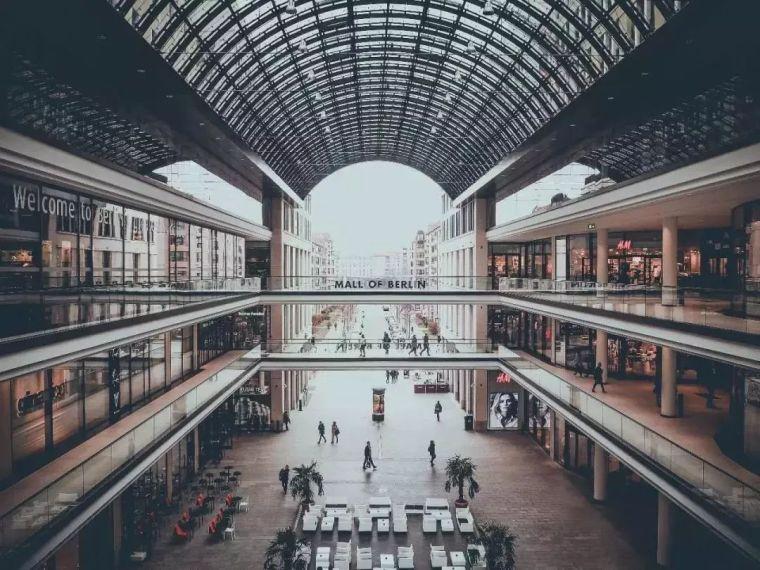 怎样设计高流量的商业动线?(附20套商业建筑设计资料)_4