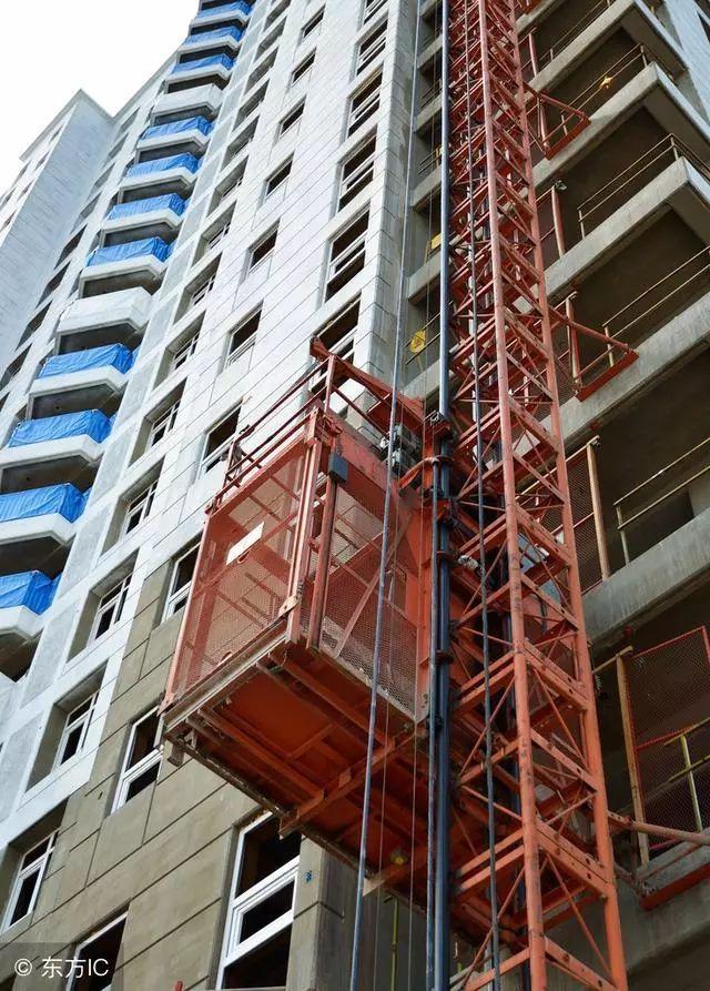 施工升降机(钢井架)安装与拆除作业指导书
