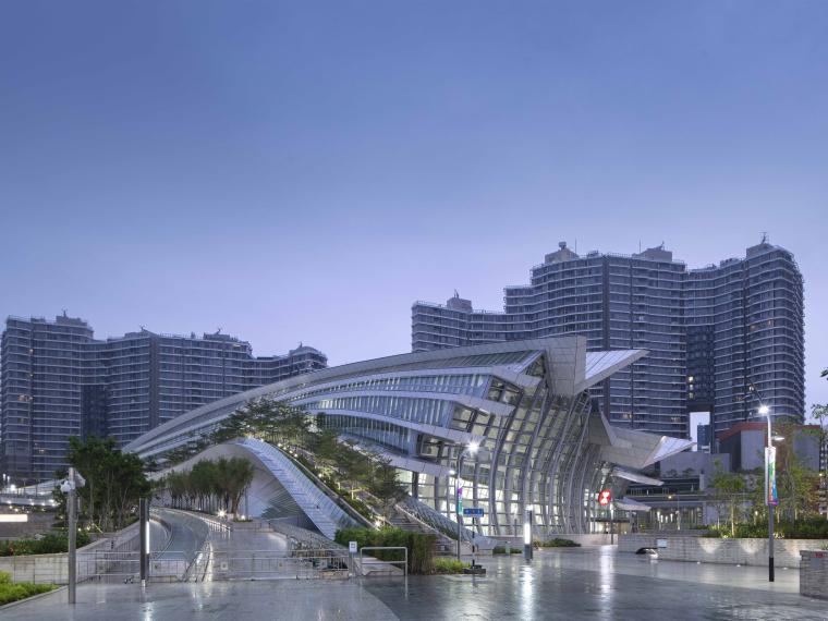 香港西九龙站