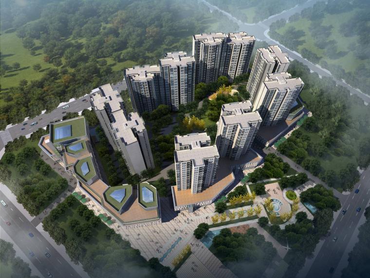 [成都]框架结构高层住宅项目绿色环保施工专项方案(内容完整)
