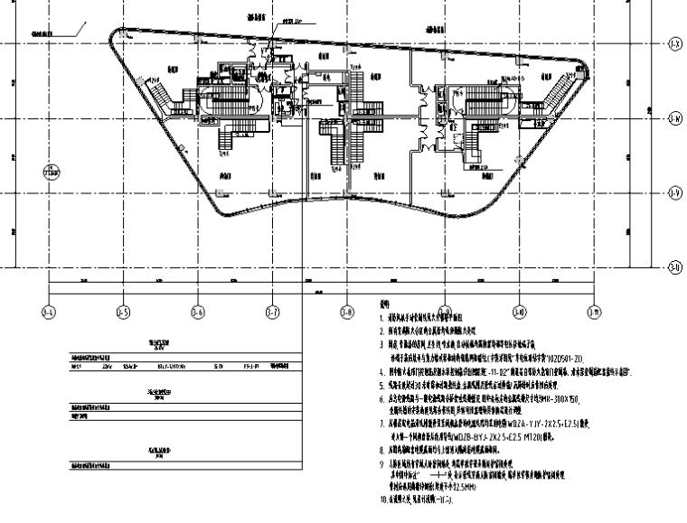 [知名院]上海大型商业综合体全套施工图纸